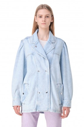 ETOILE ISABEL MARANT Джинсовая куртка