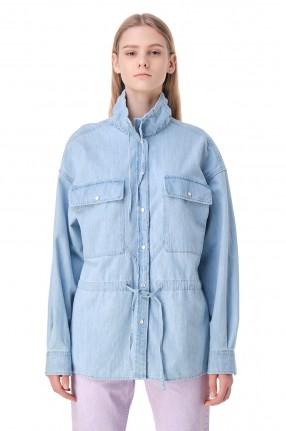 ETOILE ISABEL MARANT Джинсовая рубашка