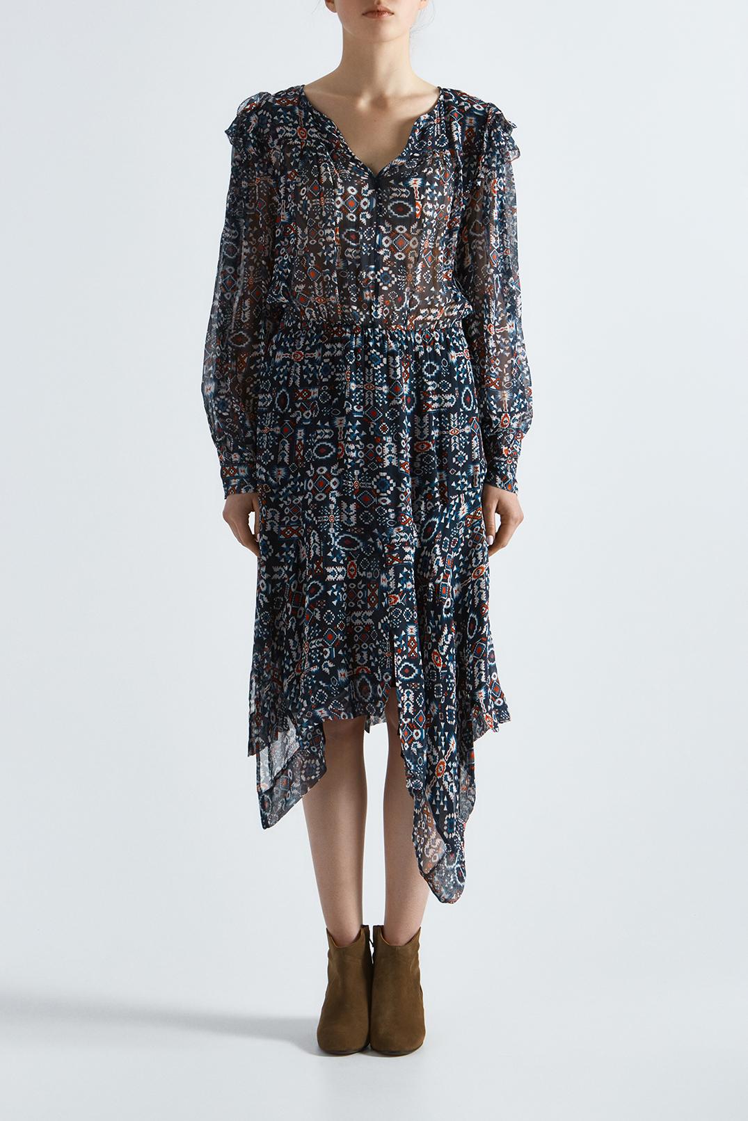 Платье ETOILE ISABEL MARANT ETOI19010