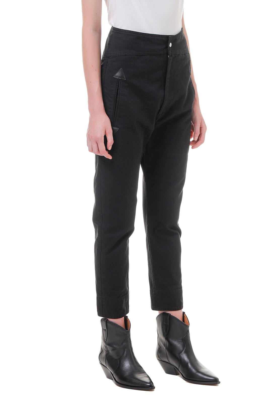 Укороченные брюки ETOILE ISABEL MARANT ETOI20005