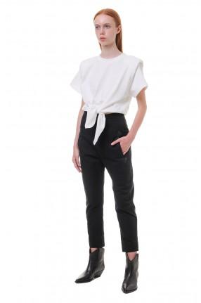 ETOILE ISABEL MARANT Укороченные брюки