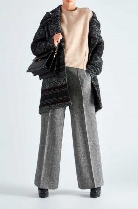 ETOILE ISABEL MARANT Пальто oversize