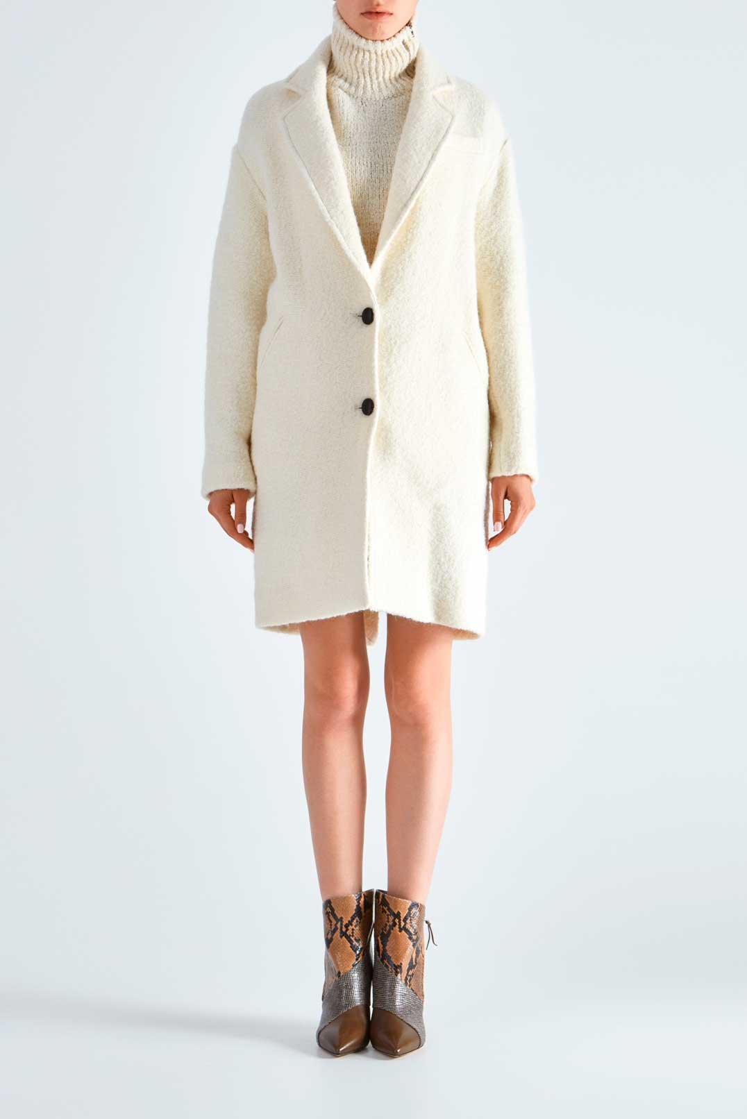 Пальто ETOILE ISABEL MARANT ETOI29006