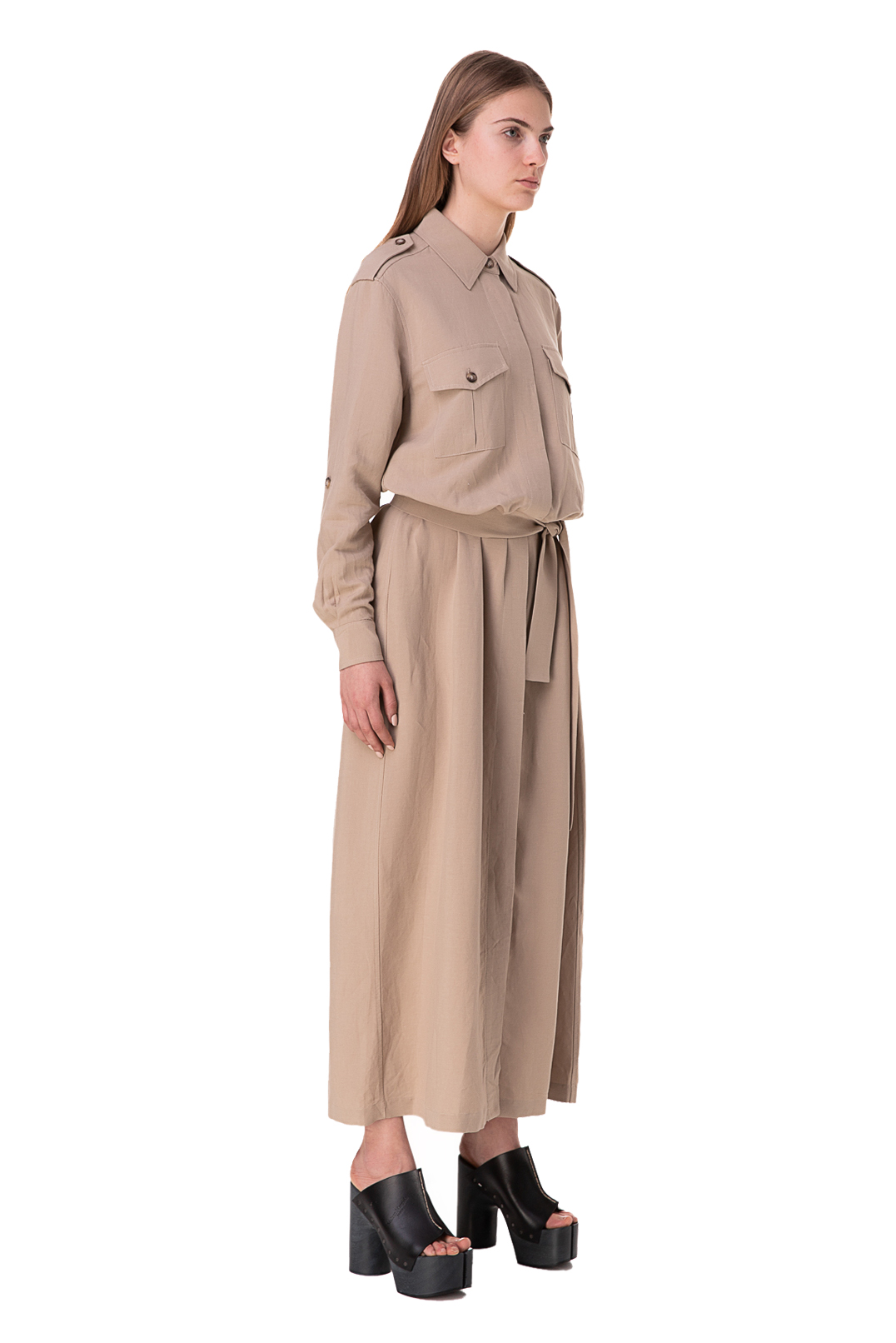 Платье-рубашка FORTE DEI MARMI COUTURE FOR10014