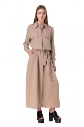 FORTE DEI MARMI COUTURE Платье-рубашка