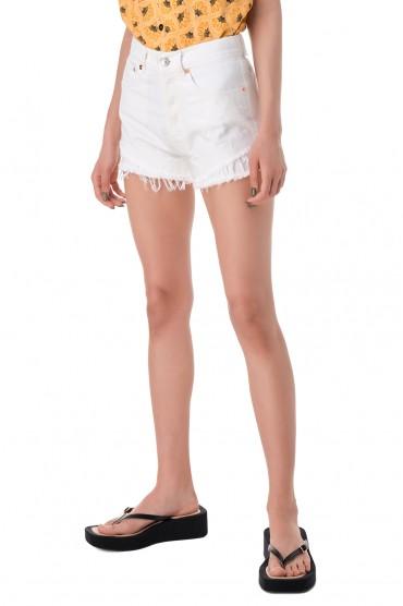 Джинсовые шорты FORTE DEI MARMI COUTURE FOR11018