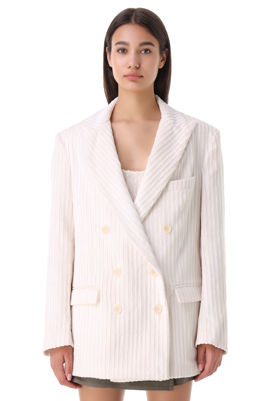 Двубортный пиджак FORTE DEI MARMI COUTURE FOR21007