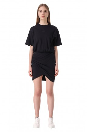 GCDS Платье с принтом