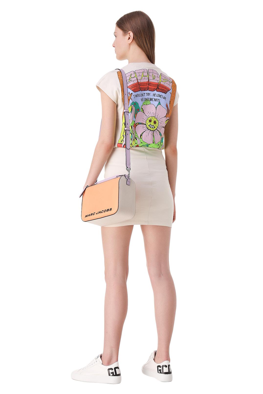 Платье с принтом GCDS GCDS11002