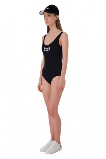 Сдельный купальник с логотипом GCDS GCDS11010