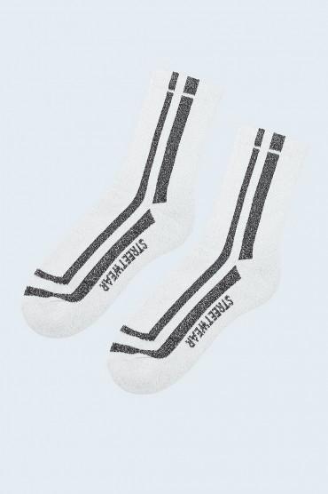Носки с логотипами GCDS GCDa29015