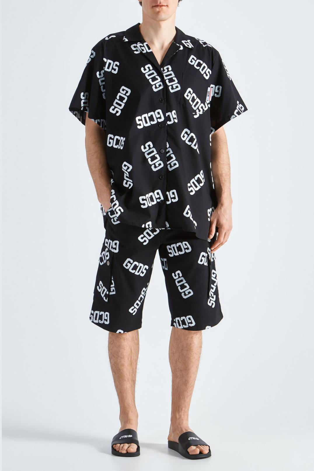 Рубашка GCDS GCDm19018