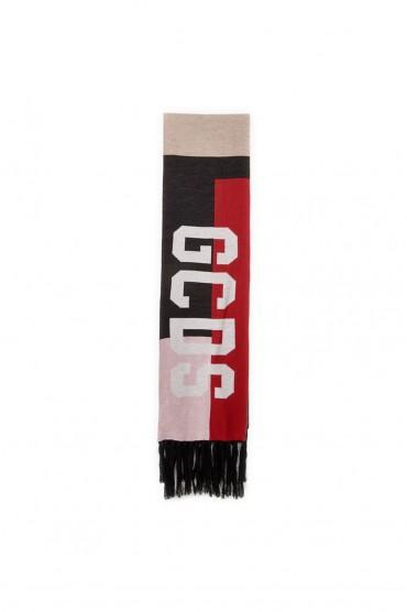 Шарф с логотипом GCDS GCma29005