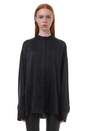 HAIDER ACKERMANN Шелковая блуза