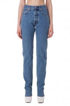 Удлиненные джинсы
