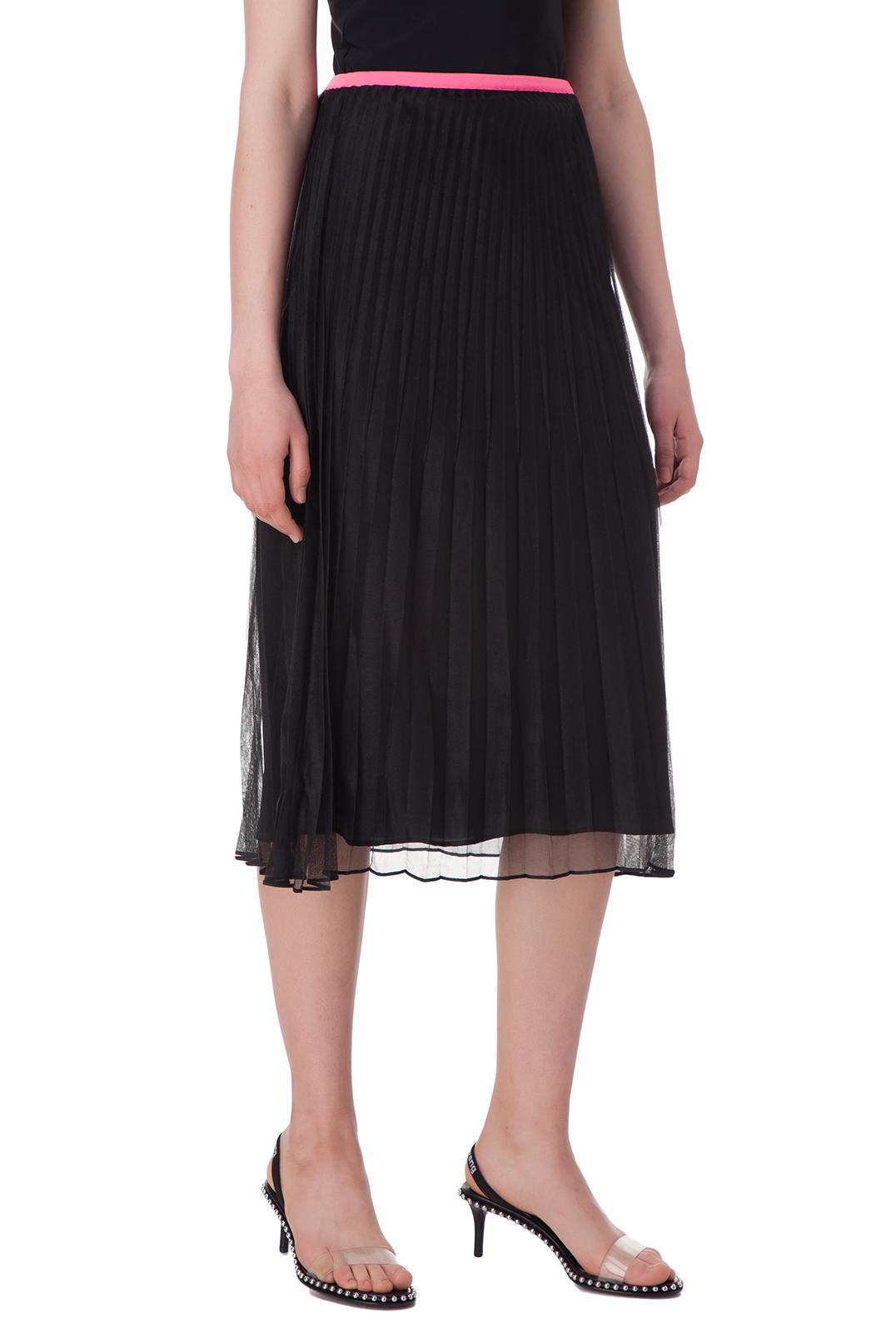 Плиссированная юбка HELMUT LANG HLw10018