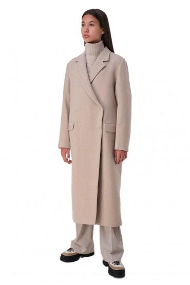 Двубортное пальто HOUSE OF DAGMAR HOD20005