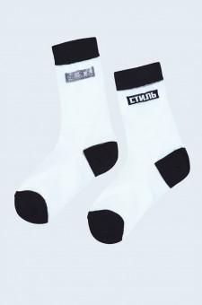 Носки с логотипами