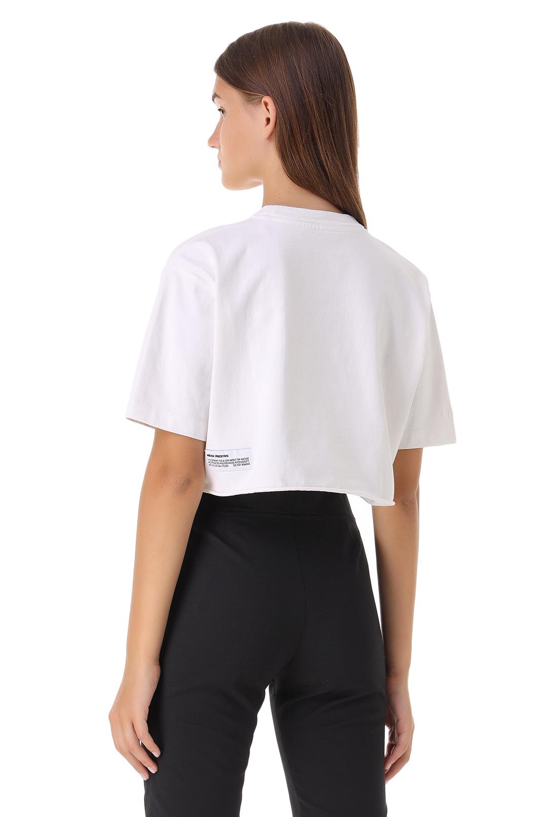 Укороченная футболка СТИЛЬ HERON PRESTON HPw21007