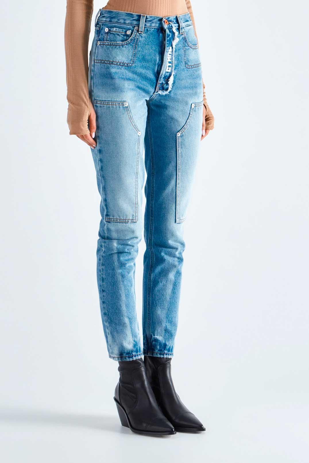 Укороченные джинсы HERON PRESTON HPw29017