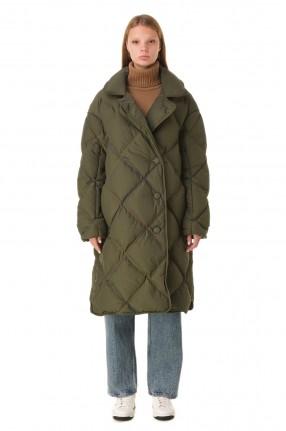 IENKI IENKI Стеганое пуховое пальто