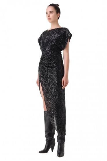 Платье в пайетках IN THE MOOD FOR LOVE IMFL21001