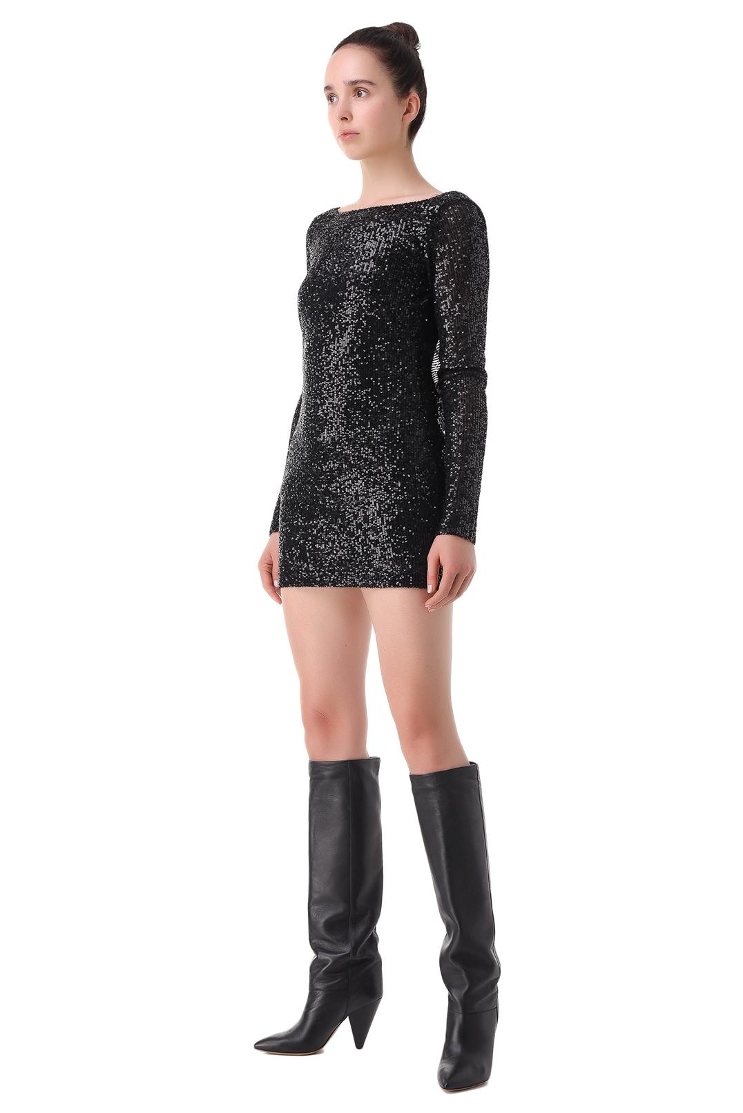 Платье в пайетках IN THE MOOD FOR LOVE IMFL21004