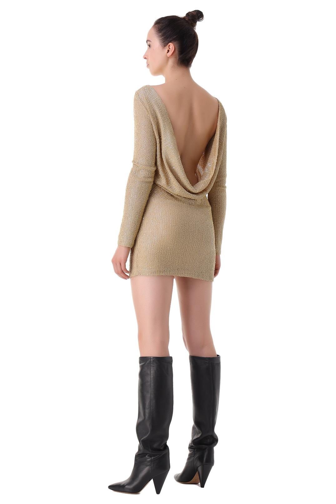 Платье в пайетках IN THE MOOD FOR LOVE IMFL21005