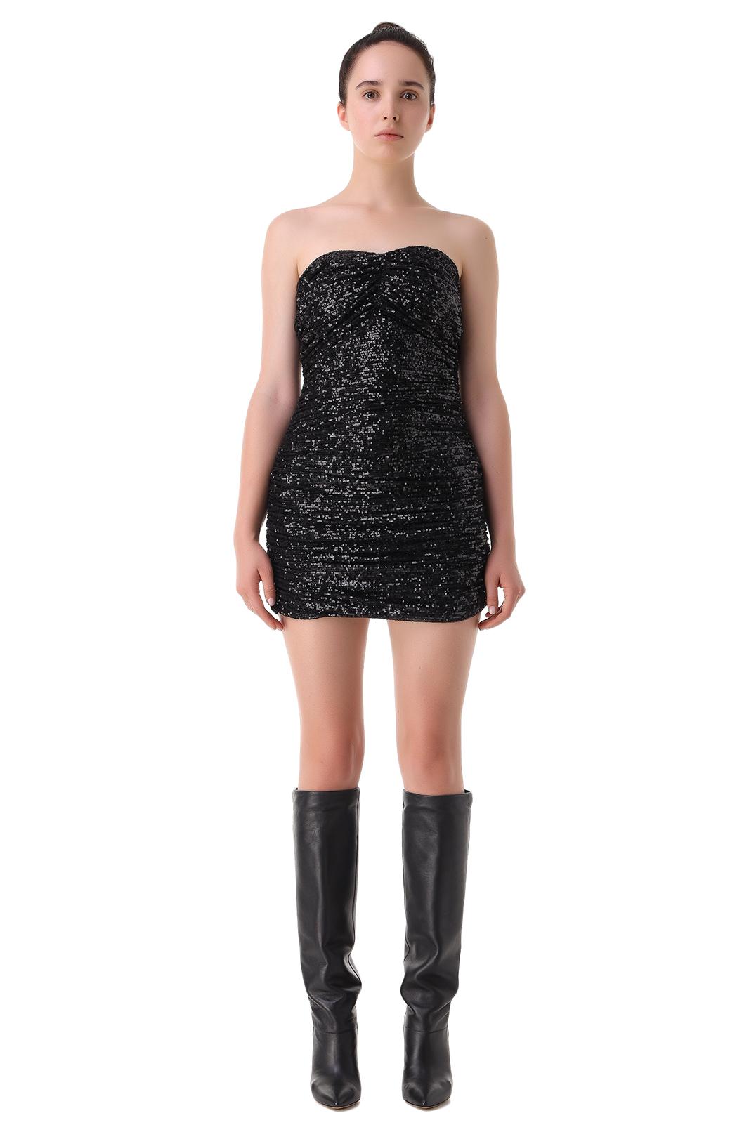 Платье в пайетках IN THE MOOD FOR LOVE IMFL21007