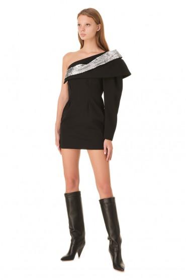 Асимметричное платье ISABEL MARANT IMw20003