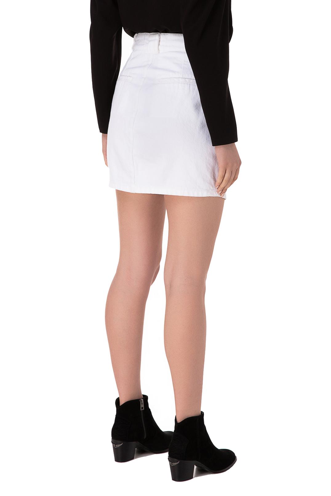 Джинсовая юбка с защипами IRO IROp10014