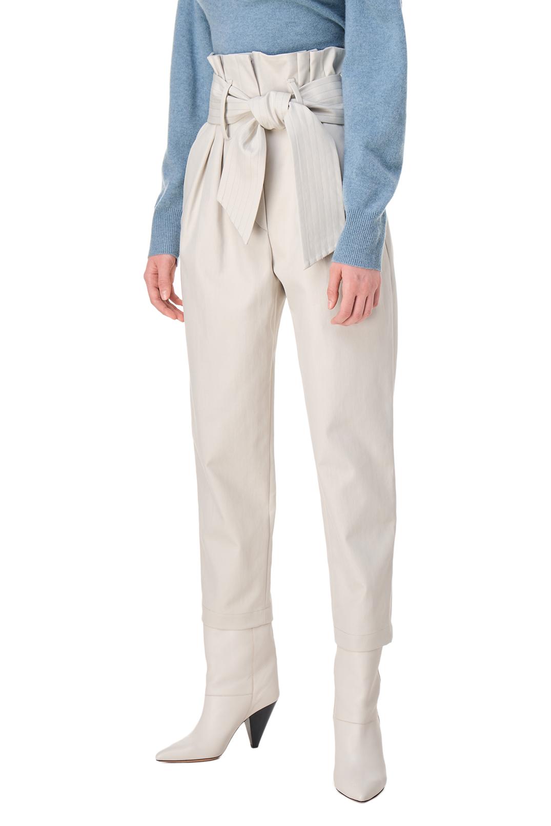Укороченные брюки со съемным поясом IRO IROp11010