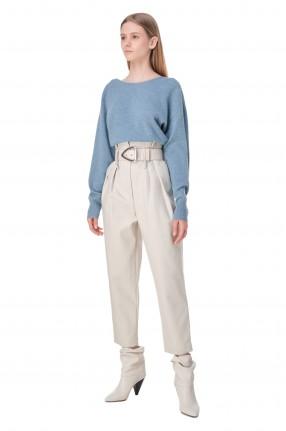 IRO Укороченные брюки со съемным поясом