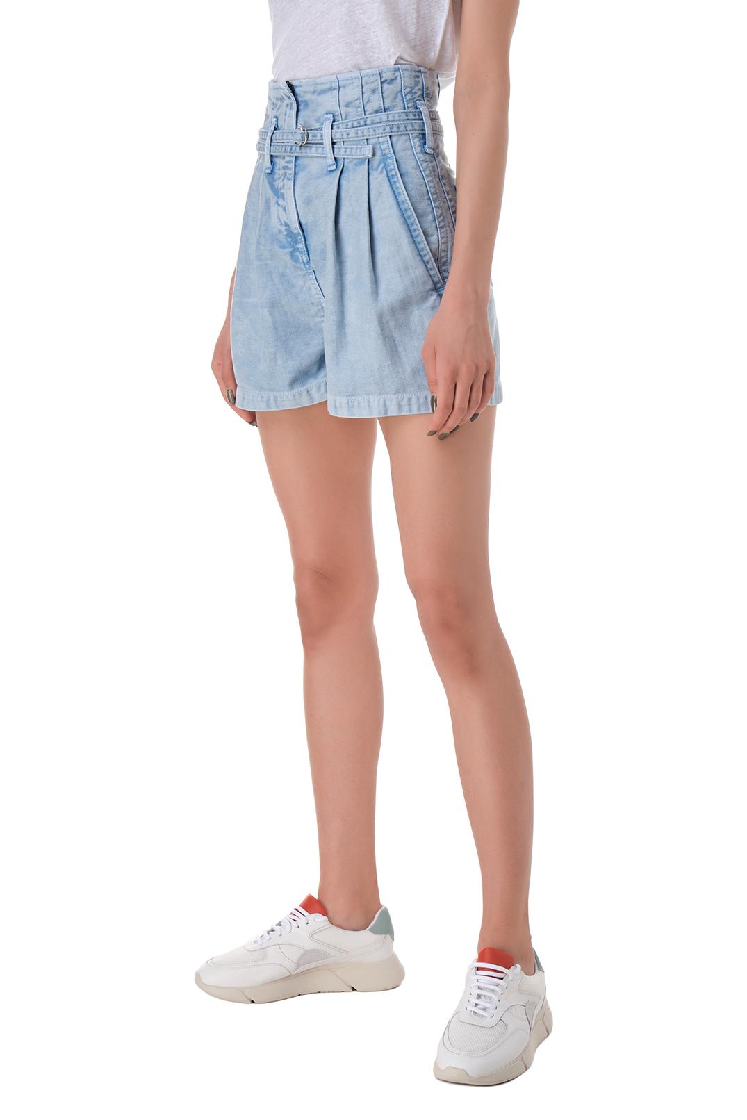 Джинсовые шорты IRO IROp11015