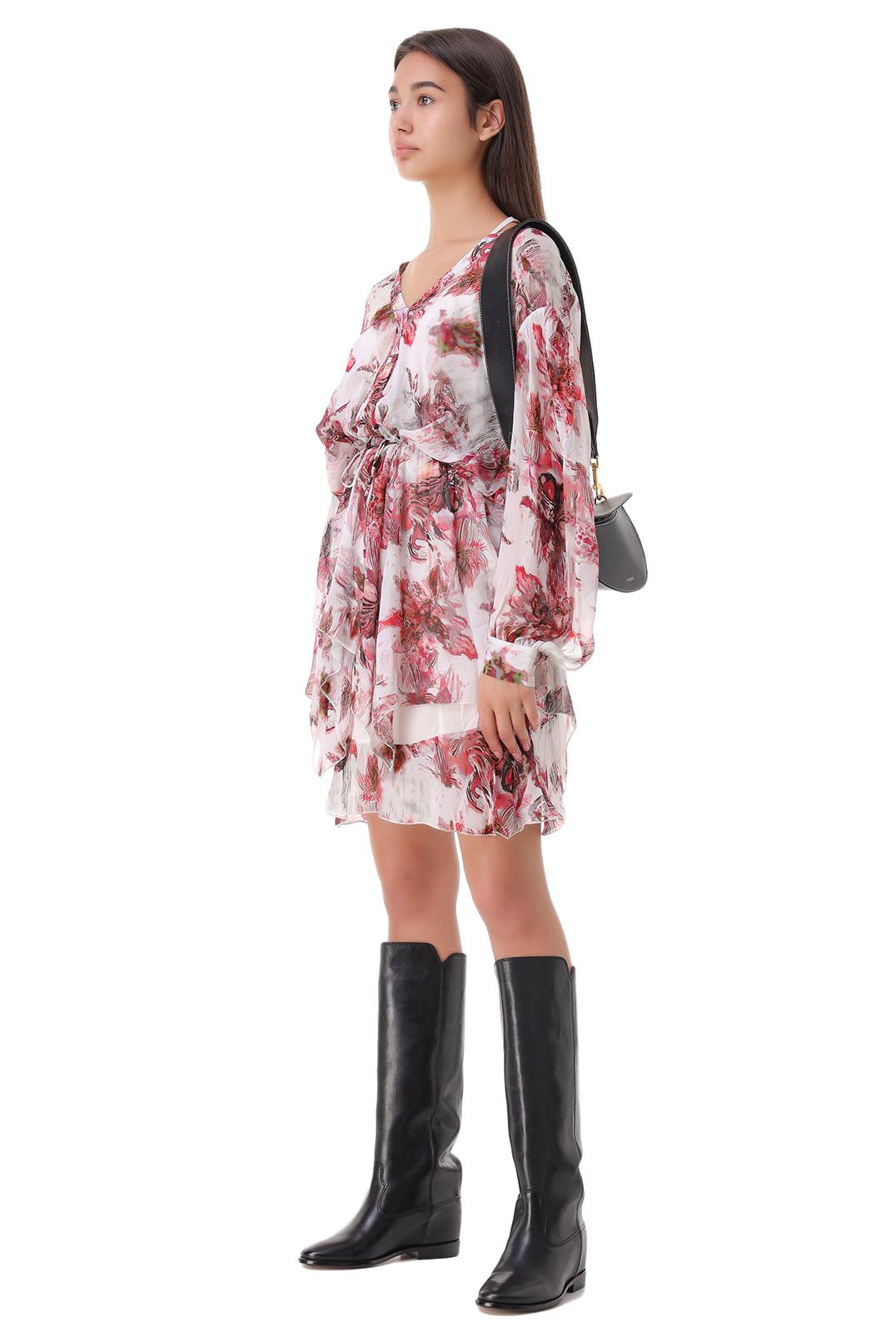 Платье с принтом IRO IROp21007