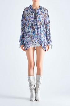 Блуза oversize