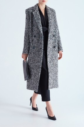 IRO Двубортное пальто oversize