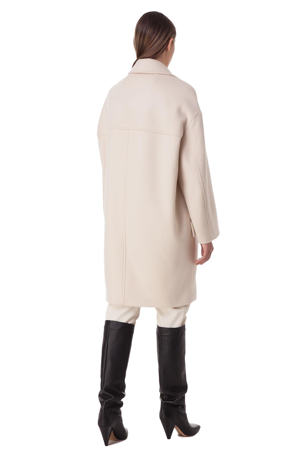 Пальто oversize ISABEL MARANT ISBp20005