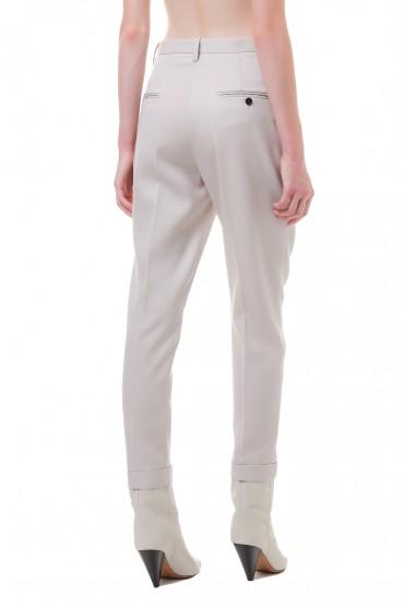 Укороченные брюки ISABEL MARANT ISBp20007