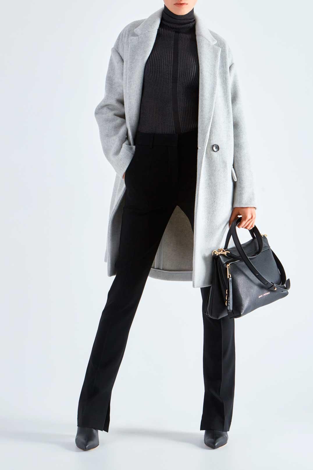 Двубортное пальто oversize FILIPO ISABEL MARANT ISBp29001