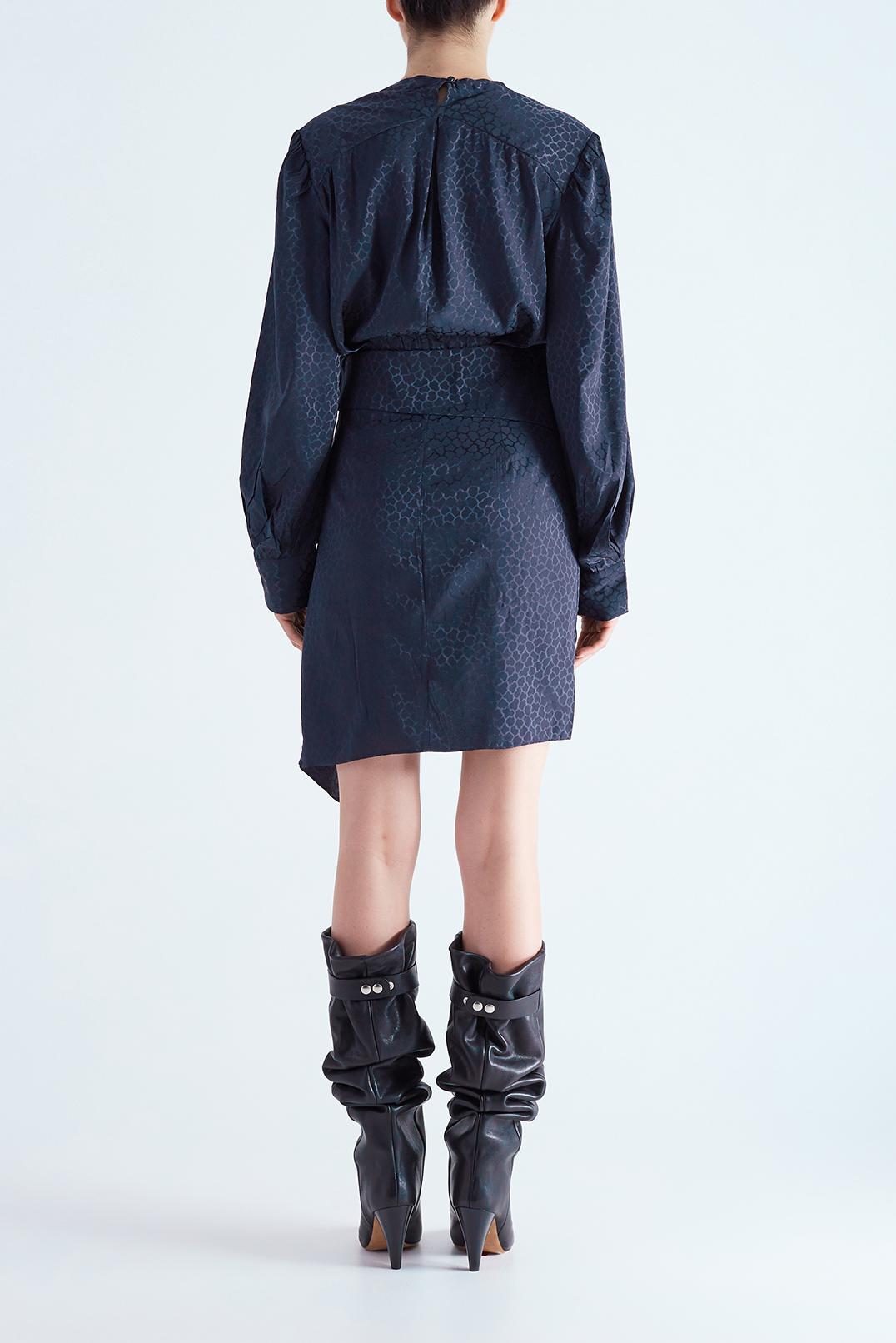 Асимметричное платье ISABEL MARANT ISBp29008