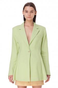 Удлиненный пиджак Tablier