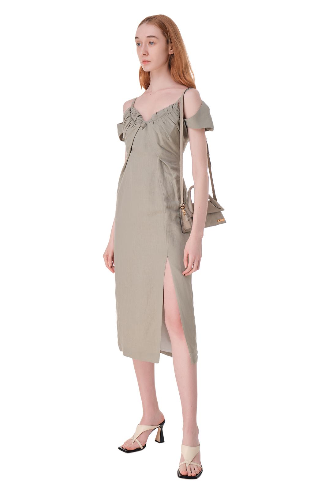 Платье JACQUEMUS JAC11011