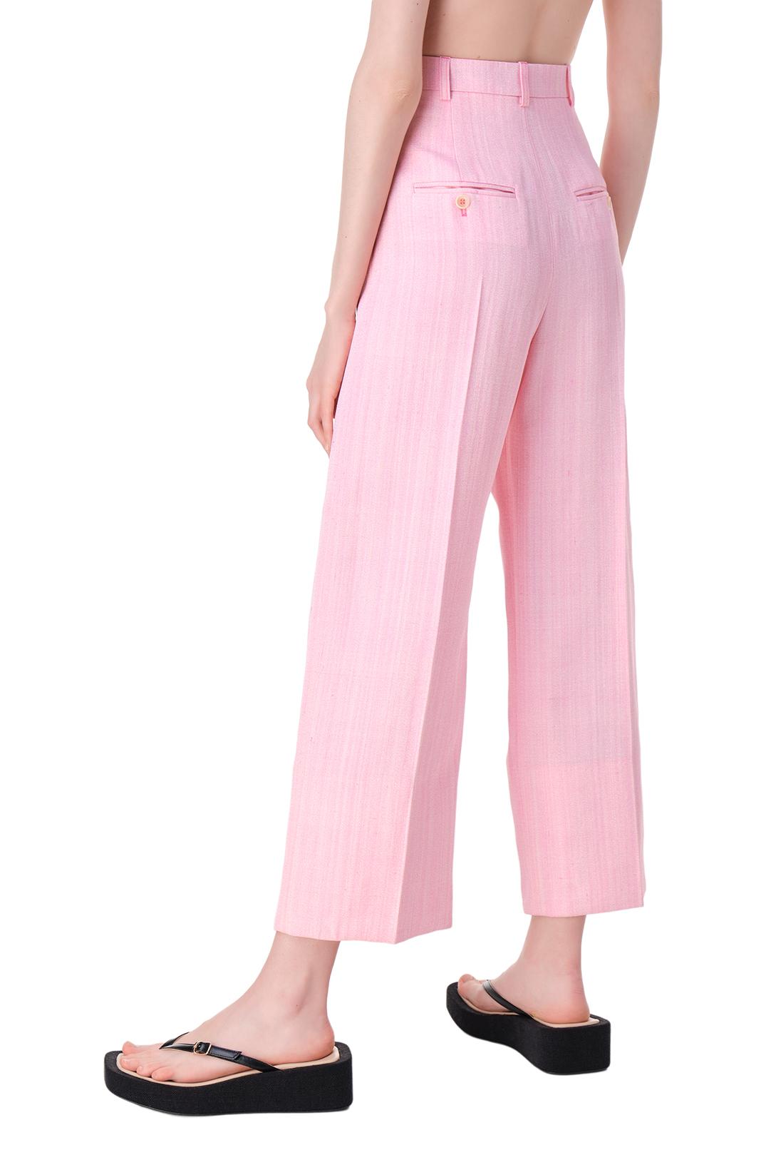 Укороченные брюки JACQUEMUS JAC11020