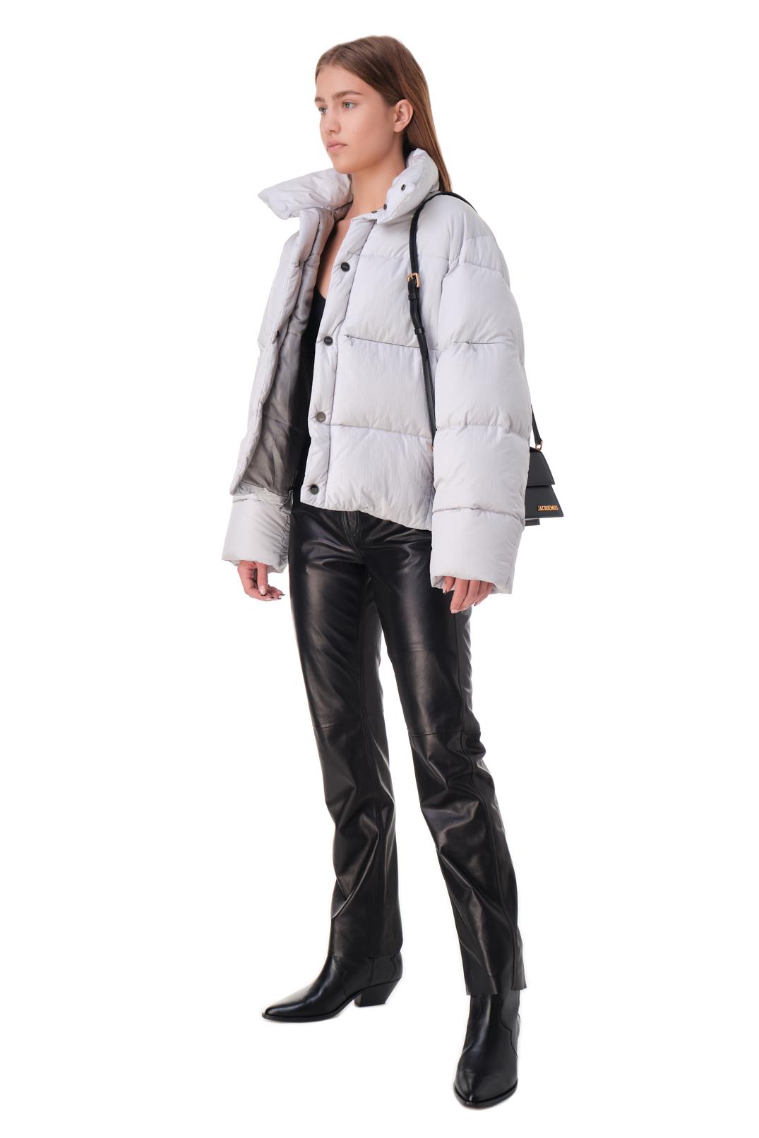 Стеганая куртка JACQUEMUS JAC20001
