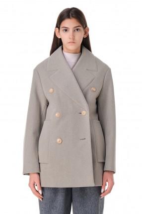 JACQUEMUS Двубортное пальто