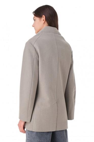 Двубортное пальто JACQUEMUS JAC20005