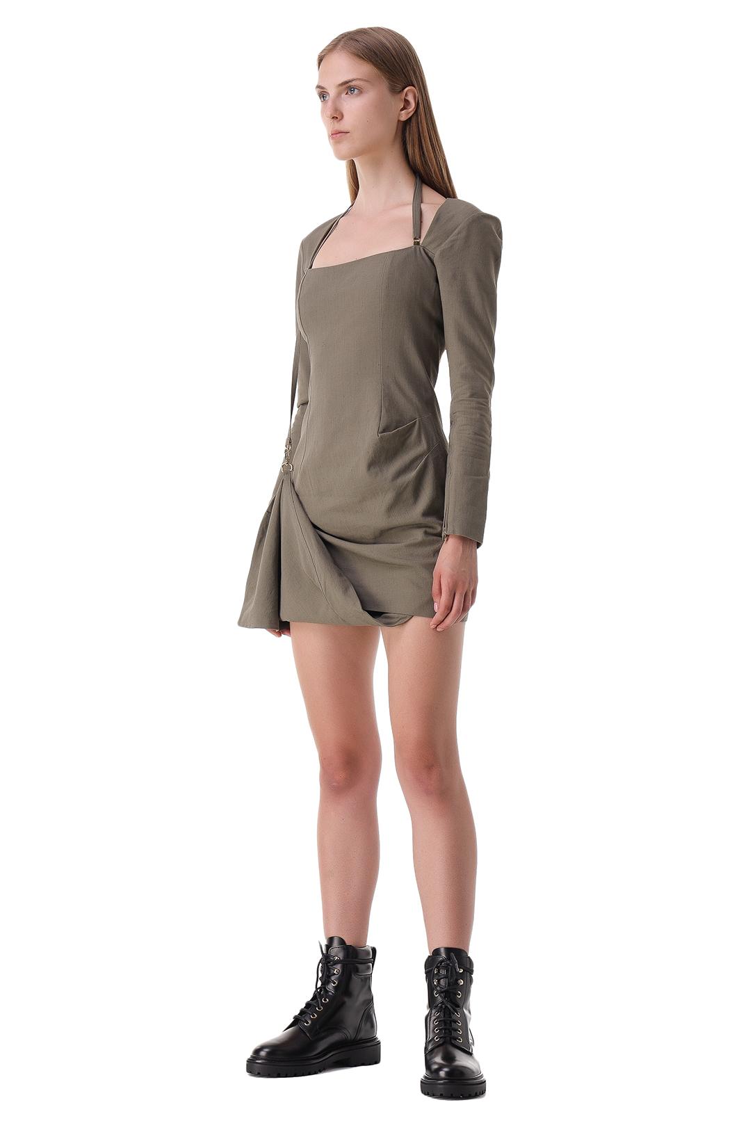 Платье JACQUEMUS JAC21006