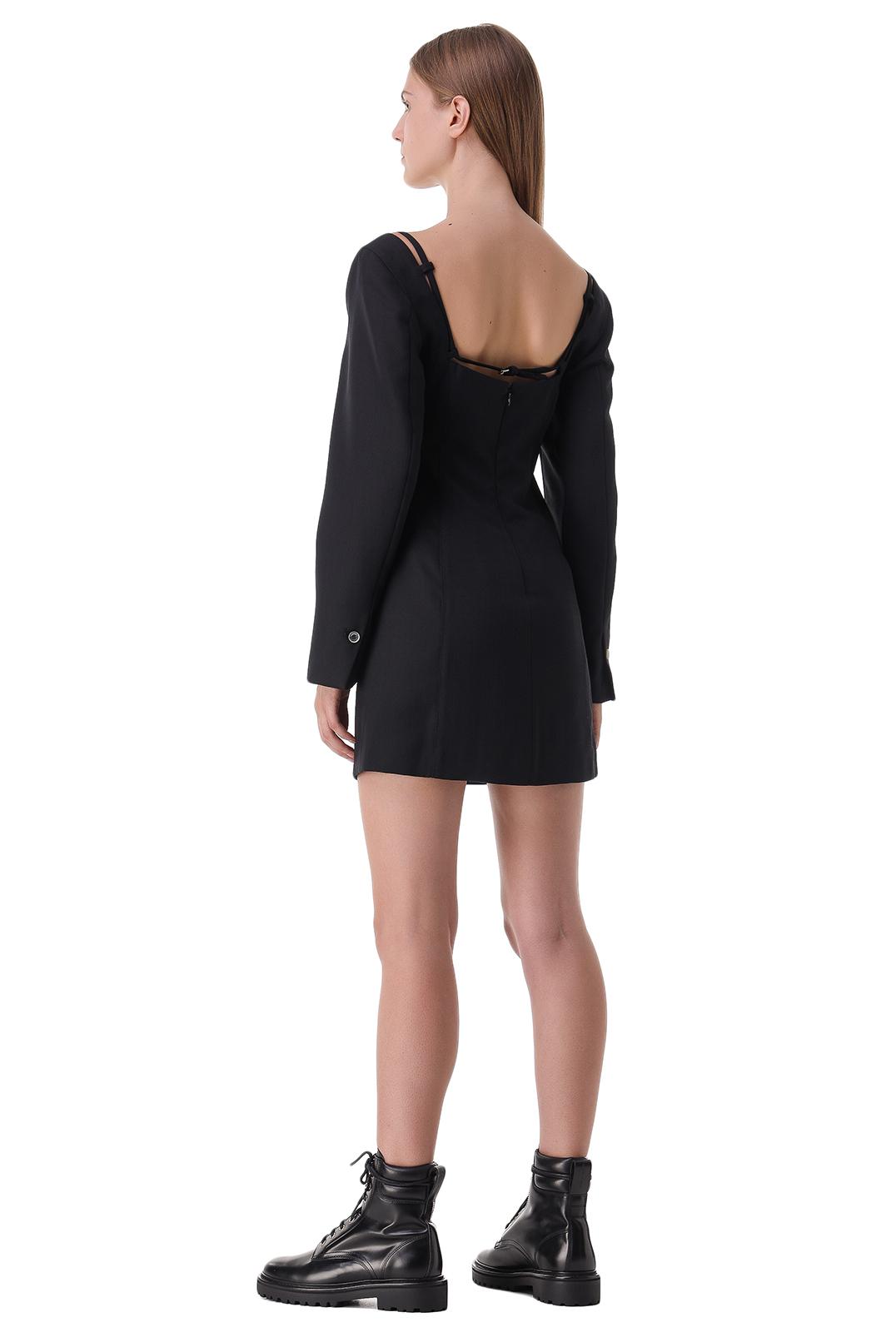 Платье JACQUEMUS JAC21017