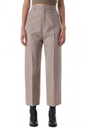 JACQUEMUS Укороченные брюки